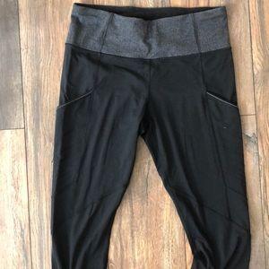Lululemon leggings with pockets